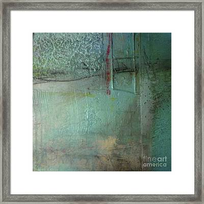 The Third Wave Framed Print by Lisa Schafer