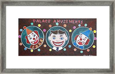 The Three Amigos Framed Print by Patricia Arroyo