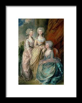 Hanoverian Framed Prints