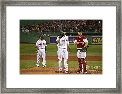 The Three Greats Framed Print by Amazing Jules