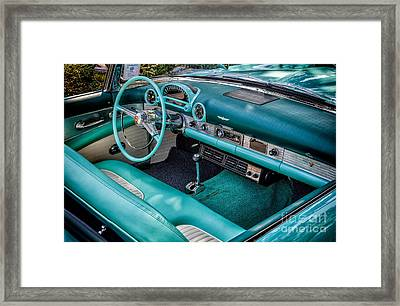 The Thunderbird Framed Print by Adrian Evans