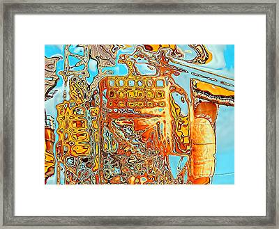 The To Do List Framed Print by Wendy J St Christopher