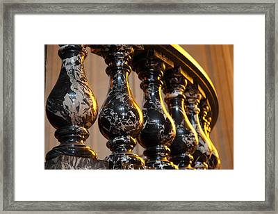 The Tombs At Les Invalides - Paris France - 011313 Framed Print by DC Photographer