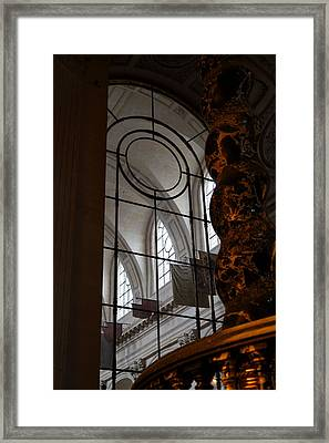 The Tombs At Les Invalides - Paris France - 011320 Framed Print