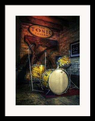 Taverns Framed Prints