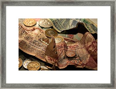 The Traveller's Nightstand Framed Print by Trish Mistric