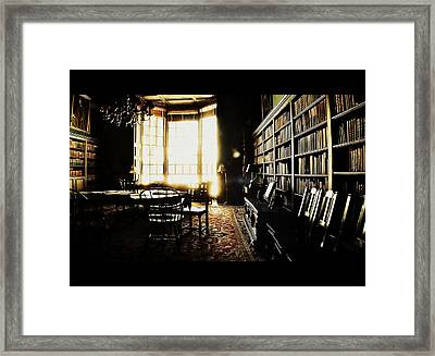 The Treasure Framed Print