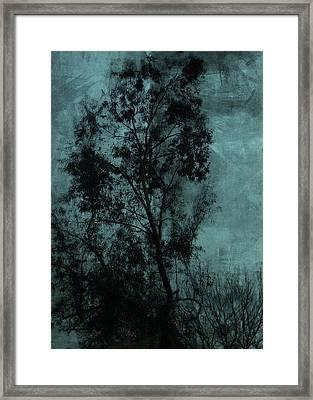 The Tree Framed Print by Sarah Vernon