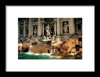 Ancient Architecture Framed Prints