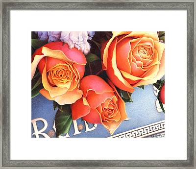 The Tribute Framed Print by Amy S Turner