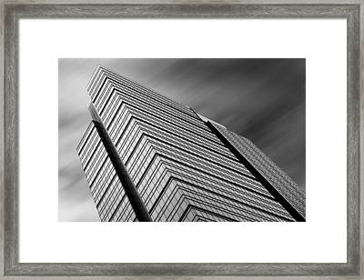 The Triumph Of Steel Framed Print