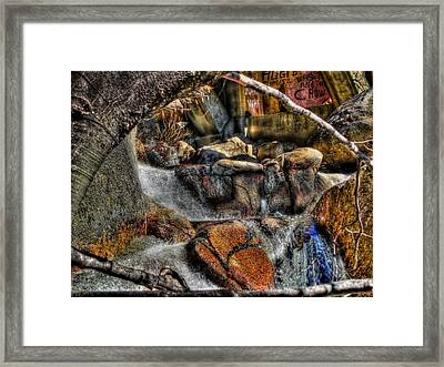 The Trolls Home Framed Print by Bill Gallagher