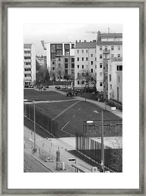 The Tunnel Framed Print by Steve K