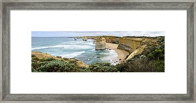The Twelve Apostles Framed Print