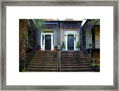 The Twins Framed Print by Diana Powell