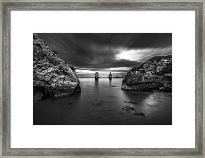 The Twins Framed Print by Panagiotis Filippou