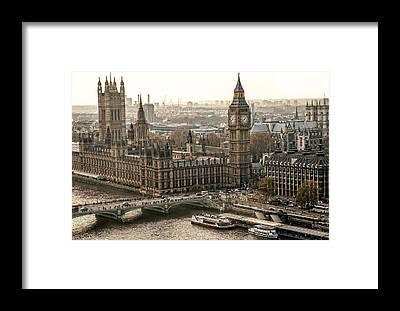 Stephen Barry Framed Prints