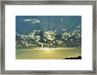 The Ultimate Sunrise Framed Print