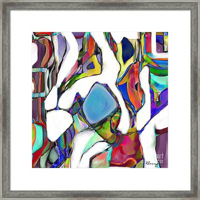 The Underdog Framed Print