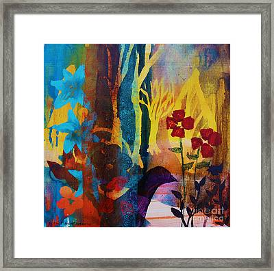 The Unforgettable Walk Framed Print