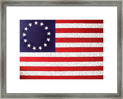 The Union Framed Print
