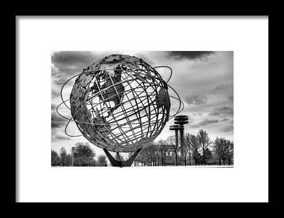 Designs Similar to The Unisphere by JC Findley