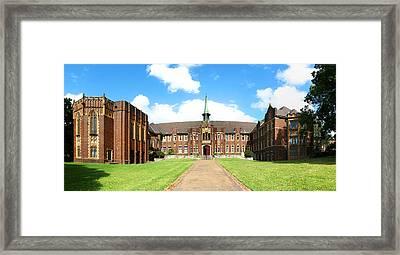 The University Of Sydney Framed Print
