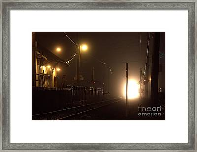 The Unknown Adventure Framed Print by Steven Macanka