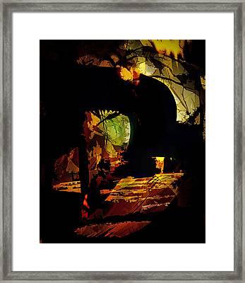The Unknown Framed Print by Gerlinde Keating - Galleria GK Keating Associates Inc