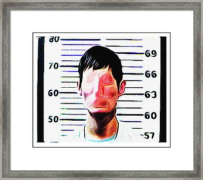 The Unwanted Framed Print by Bill Cannon