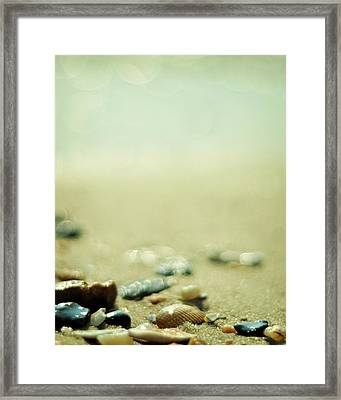 The Vanishing Framed Print