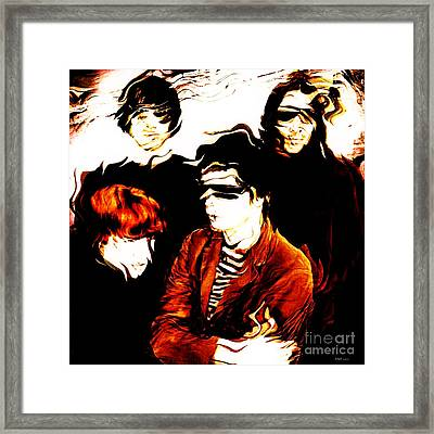 The Velvet Underground  Framed Print