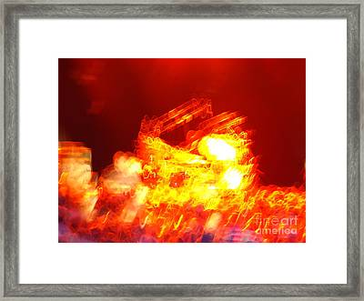 Framed Print featuring the photograph The Vibe by Paul Foutz
