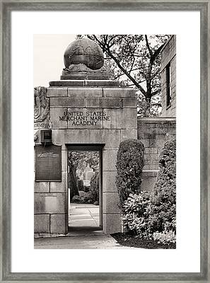 The Vickery Gate Framed Print