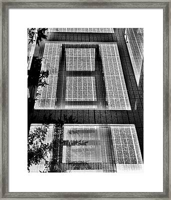 The Victims Framed Print by Benjamin Yeager