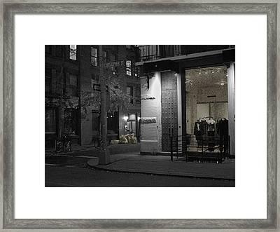 The Village Always New Framed Print by Steve Archbold