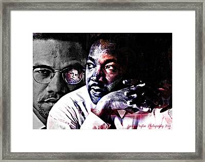 The Vision Framed Print by Lynda Payton