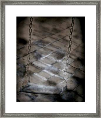 The Void Framed Print