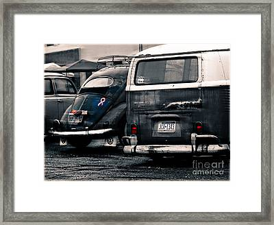 The Wagens  Framed Print by Steven Digman