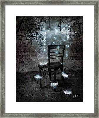 The Waiting Room Framed Print by Gary Bodnar