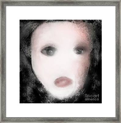 The Wake Framed Print by Rc Rcd