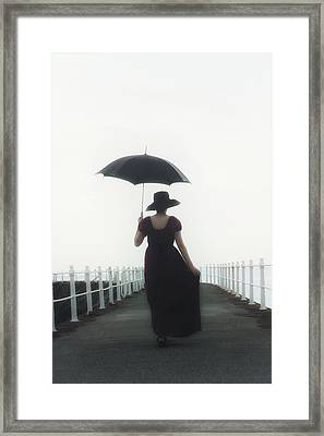 The Walk Framed Print by Joana Kruse
