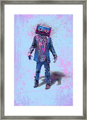 The Walking Tapes Framed Print by Renars Slavinskis