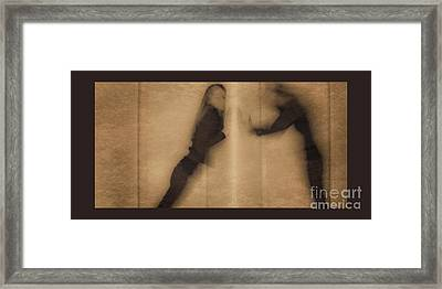 The Wall Framed Print