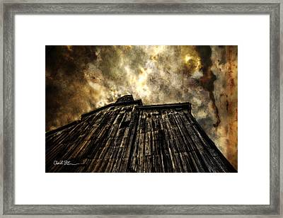 The Warehouse Framed Print by Charlie Duncan