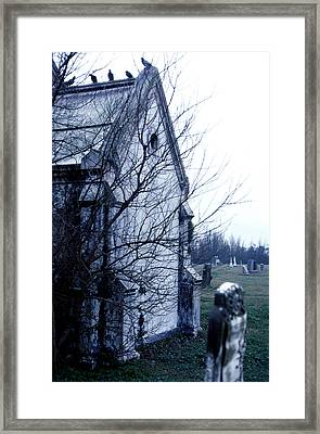 The Watchers 2 Framed Print by Terry Webb Harshman