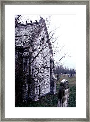 The Watchers Framed Print by Terry Webb Harshman