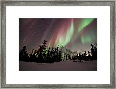 The Wave Of Light Framed Print