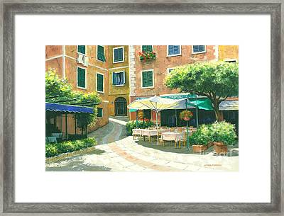 The Way Home Framed Print