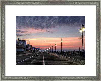 The Way I Like It Framed Print by Lori Deiter